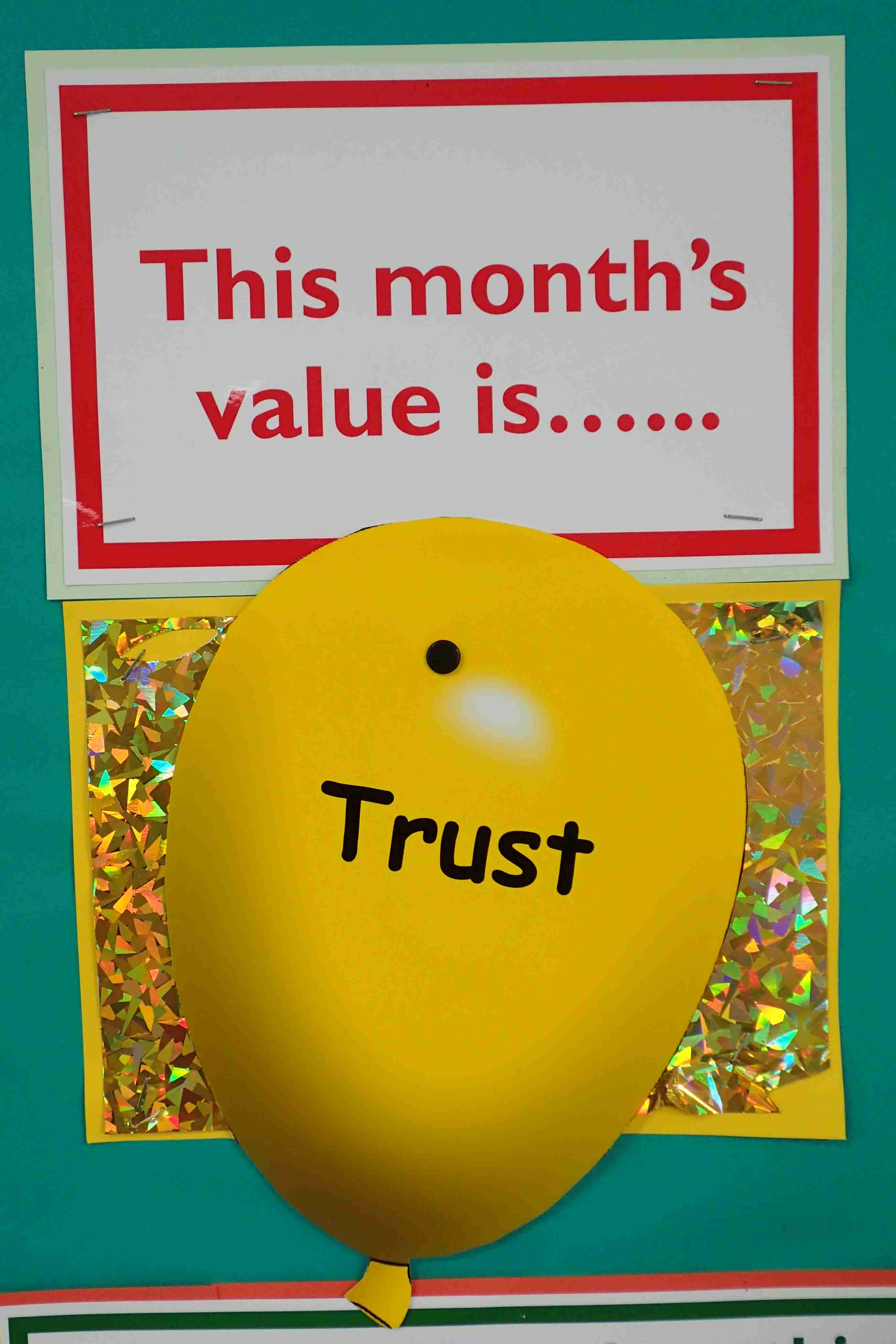 Our School Values – Holly Park Primary School